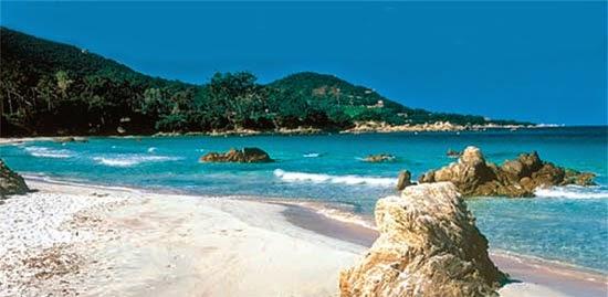 Vacaciones en Córcega, Francia