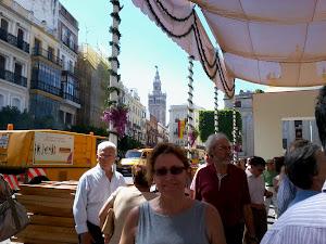 El Corpus en Sevilla