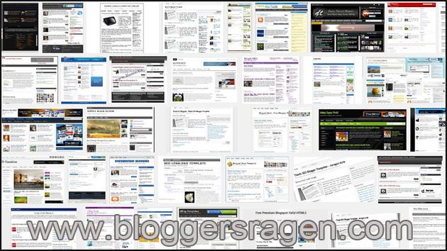 Template SEO Blogspot Gratis