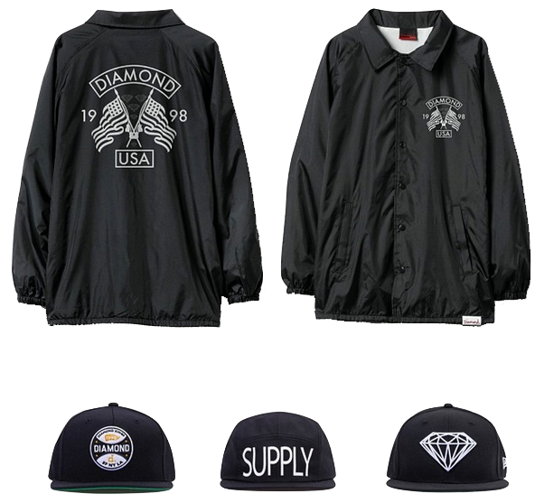 ironxhanger x diamond supply co. ©
