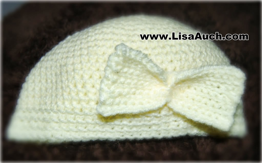 FREE Crochet Patterns: Easy FREE Baby Crochet Hat Patterns