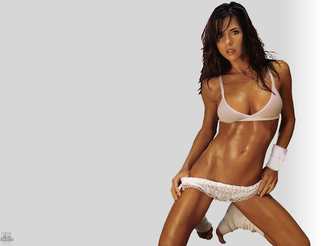 Kelly Monaco Glamorous HD Wallpaper