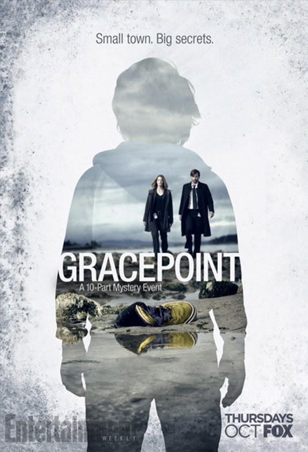 Gracepoint - Comic-Con Promo & Poster