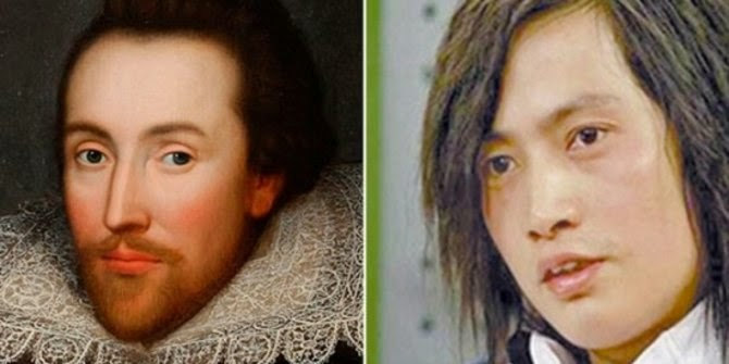 Penulis Ini Oplas 10 Kali Demi Mirip Shakespeare
