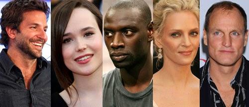 casting-news-bradley-cooper-ellen-page-omar-sy-uma-thurman-woody-harrelson