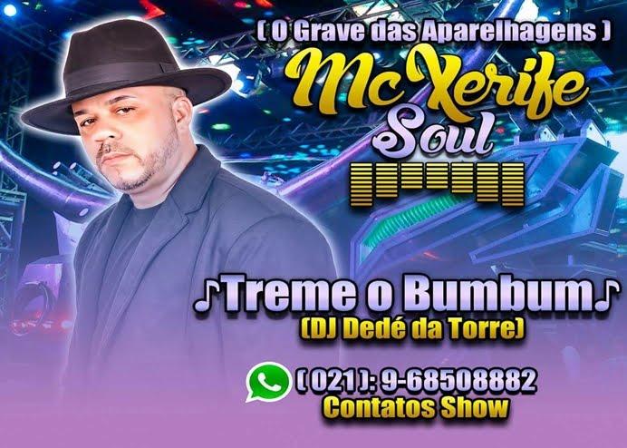 MC XERIFE SOUL - TREME O BUMBUM (DJ DEDÉ DA TORRE)