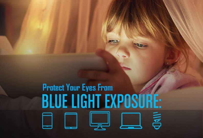 Protect Your Eyes From Blue Light