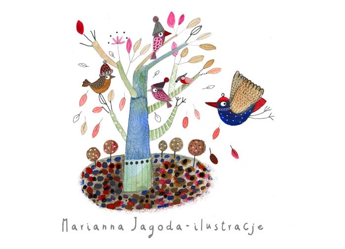 Marianna Jagoda - ilustracje