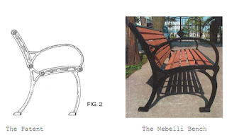 VSI patent and Nebelli bench