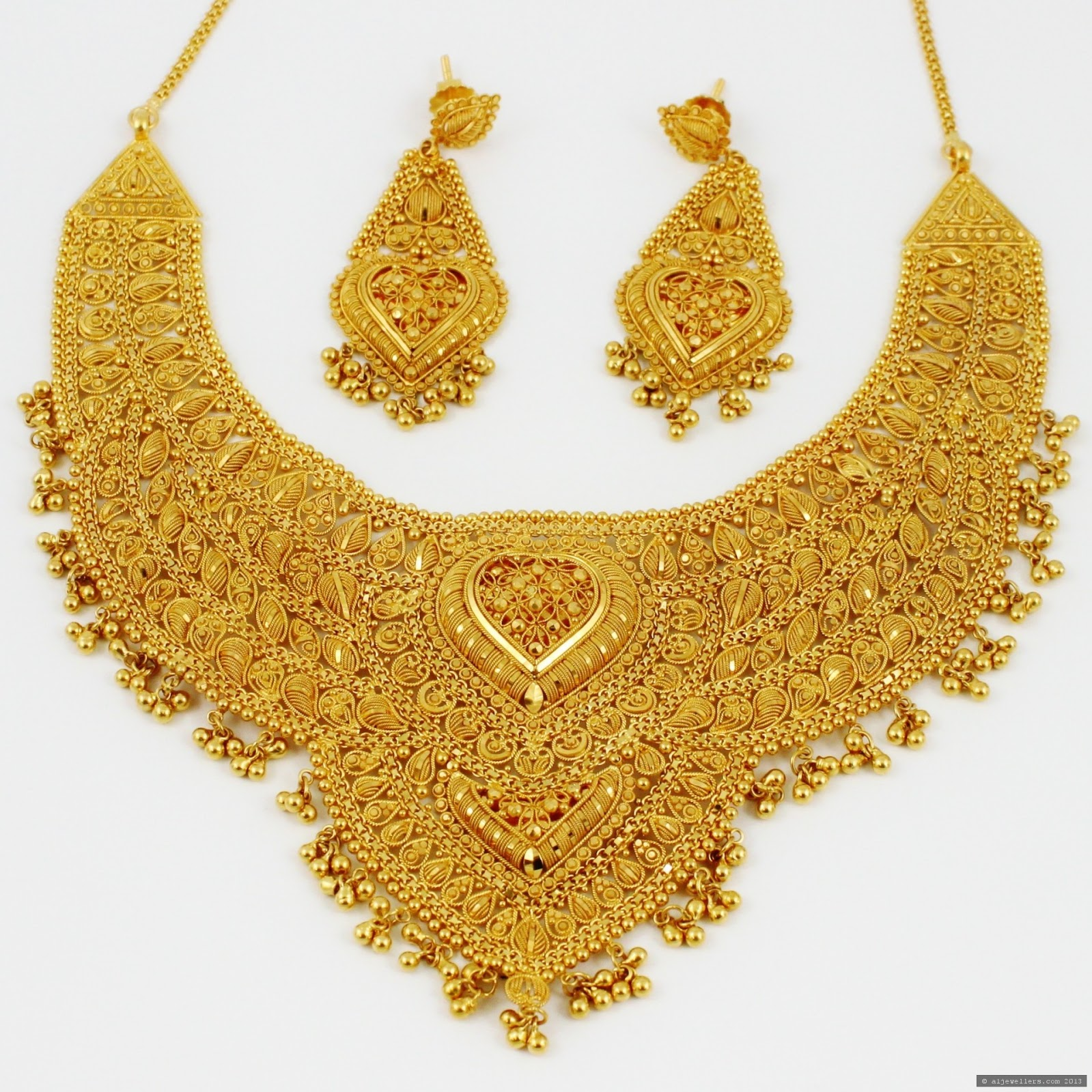 FARHANA JEWELLERY COLLECTION WORLD: gold jewellery