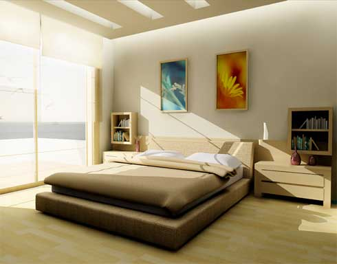 Interior Design Ideas Bedroom