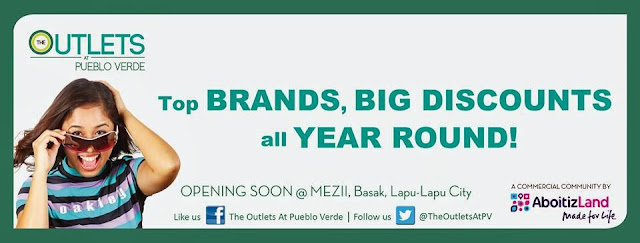 The Outlets at Pueblo Verde opens on December 14, 2013