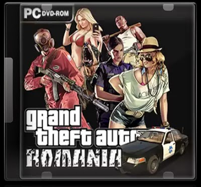 cover of GTA:Romania