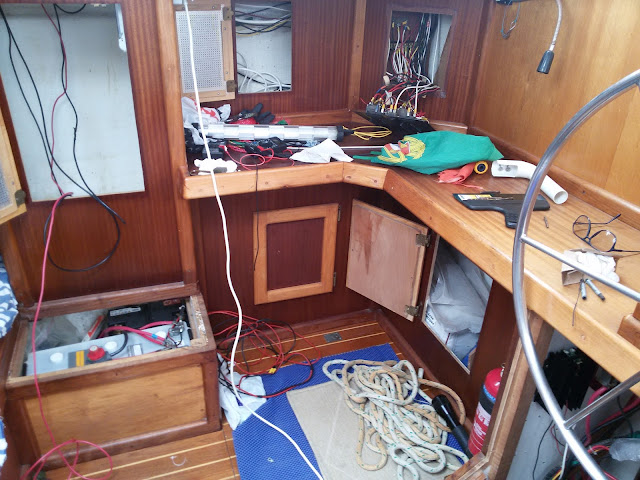 Boat wiring schematics
