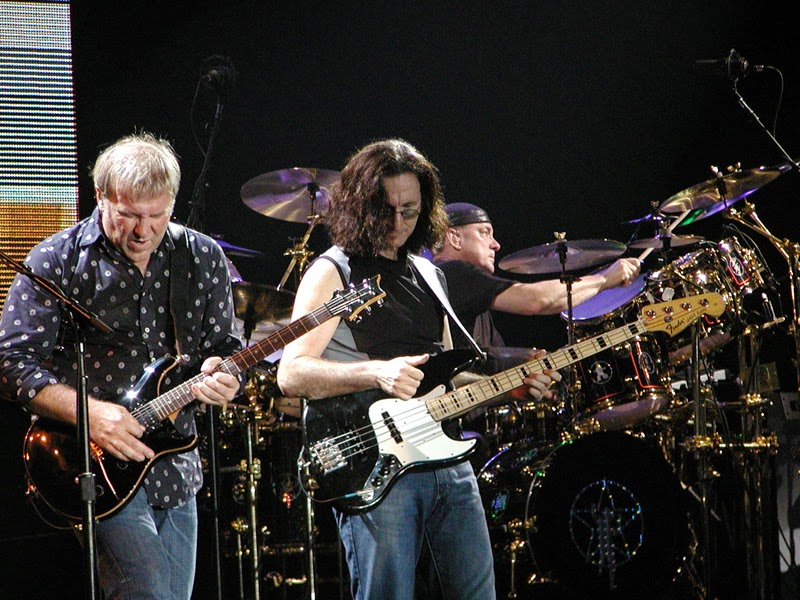 Starting out as a bar band in 1968 in Willowdale, Toronto, Ontario, Canada, Geddy Lee, Alex Lifeson and then drummer John Rutsey were perhaps the hardest working unsigned act of the day http://www.jinglejanglejungle.net/2015/01/rush.html