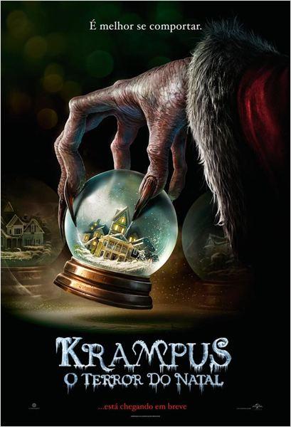 Krampus: O Terror do Natal Torrent - Blu-ray Rip 720p e 1080p Dual Áudio (2016)