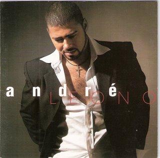 André Leono A Conquista CD Capa