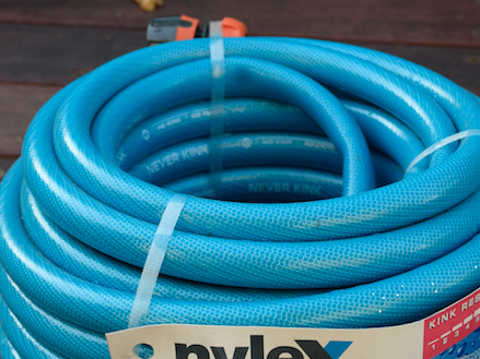 Nylex Snakes... I mean Hoses to the rescue