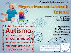 Curso de Aprimoramento em Neurodesenvolvimento Infantil