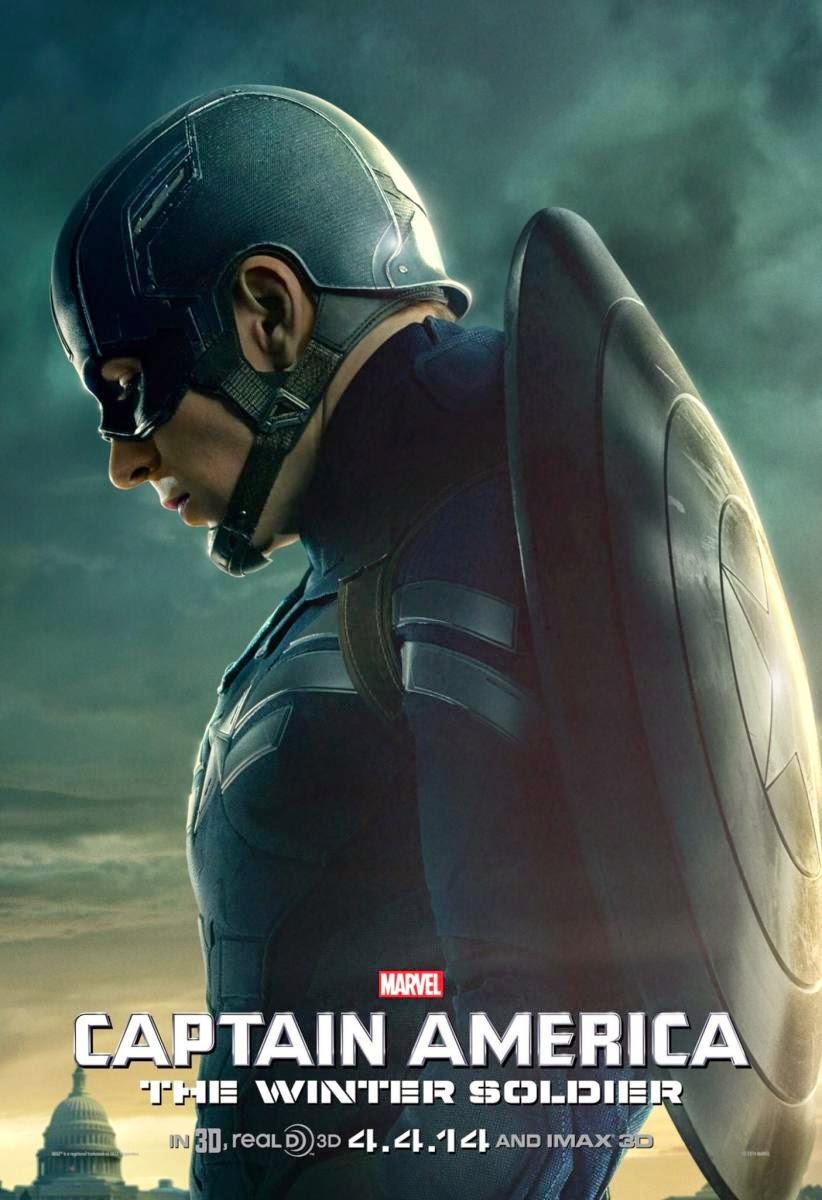 Capitán América: El soldado de invierno HD 720p Latino 2014