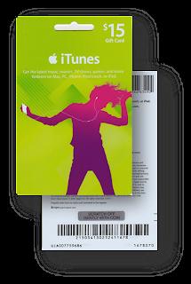 Cartão iTunes Gift Card americana