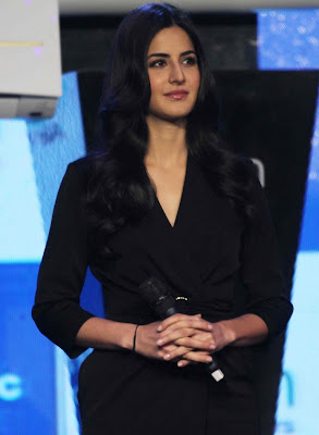 Katrina Kaif Launches Panasonic's New Cube Ac Pictures Images