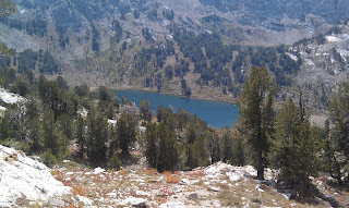 Lamoille Canyon - Favre Lake