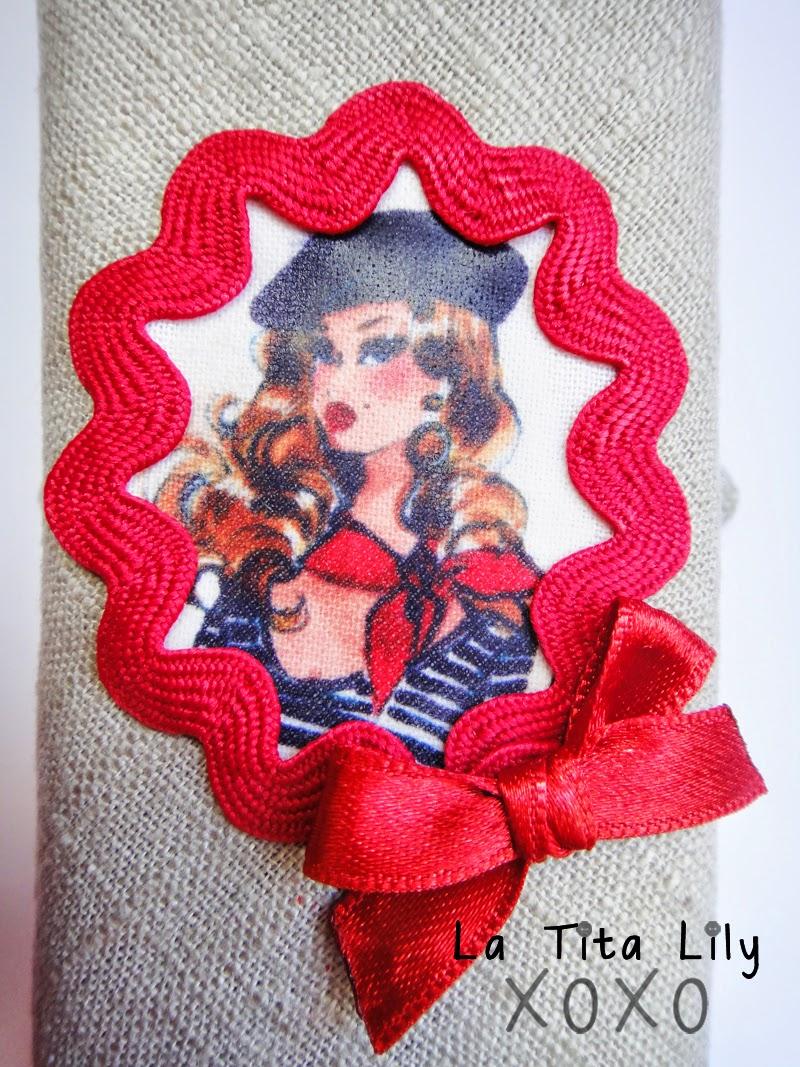 guarda pañuelos japonés