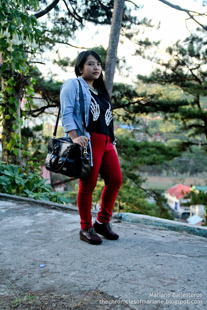 baguio lookbook