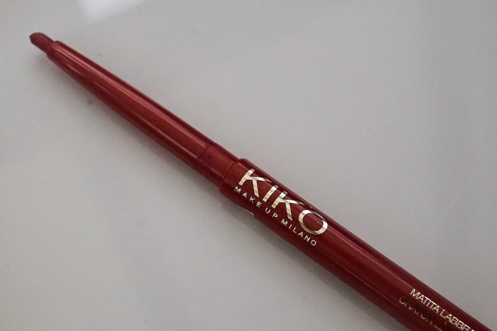 Ace of Diamond Lip Pencil Kiko