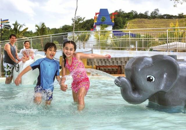 legoland water park duplo safari review