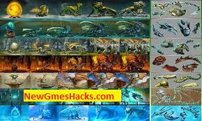 Dragons of Atlantis hacks
