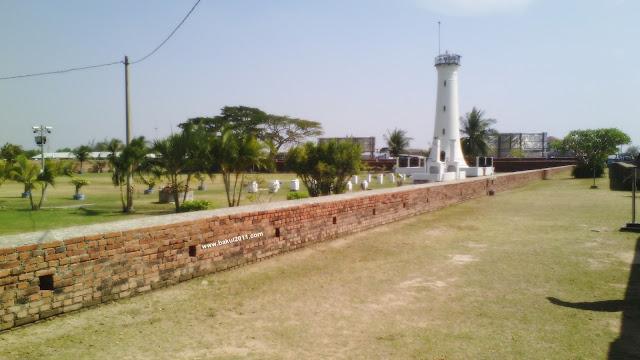 Muzium Kota Kuala Kedah Adalah Benteng Pertahanan