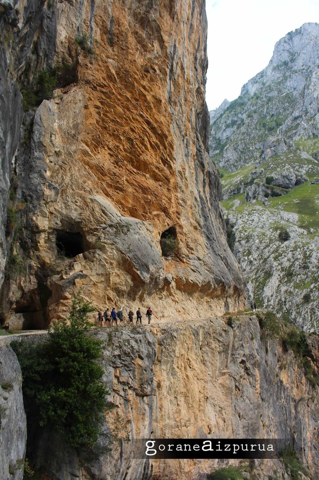 Ruta del Cares asturias león