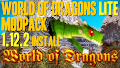 HOW TO INSTALL<br>World of Dragons Lite Modpack [<b>1.12.2</b>]<br>▽