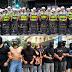 Protesto com mais policiais que manifestantes em SP