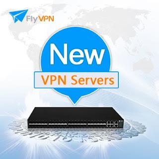 Flyvpn New Server