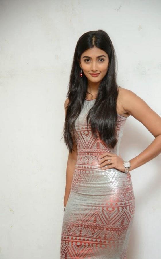 Pooja Hegde at OLK Success Meet Photos