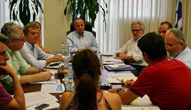 Κατασκευή δικτύων φυσικού αερίου στις 5 μεγάλες πόλεις της Περιφέρειας Αν. Μακεδονίας - Θράκης