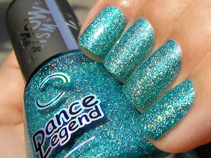 Dance Legend WOW Prism Collection - Holy Diver