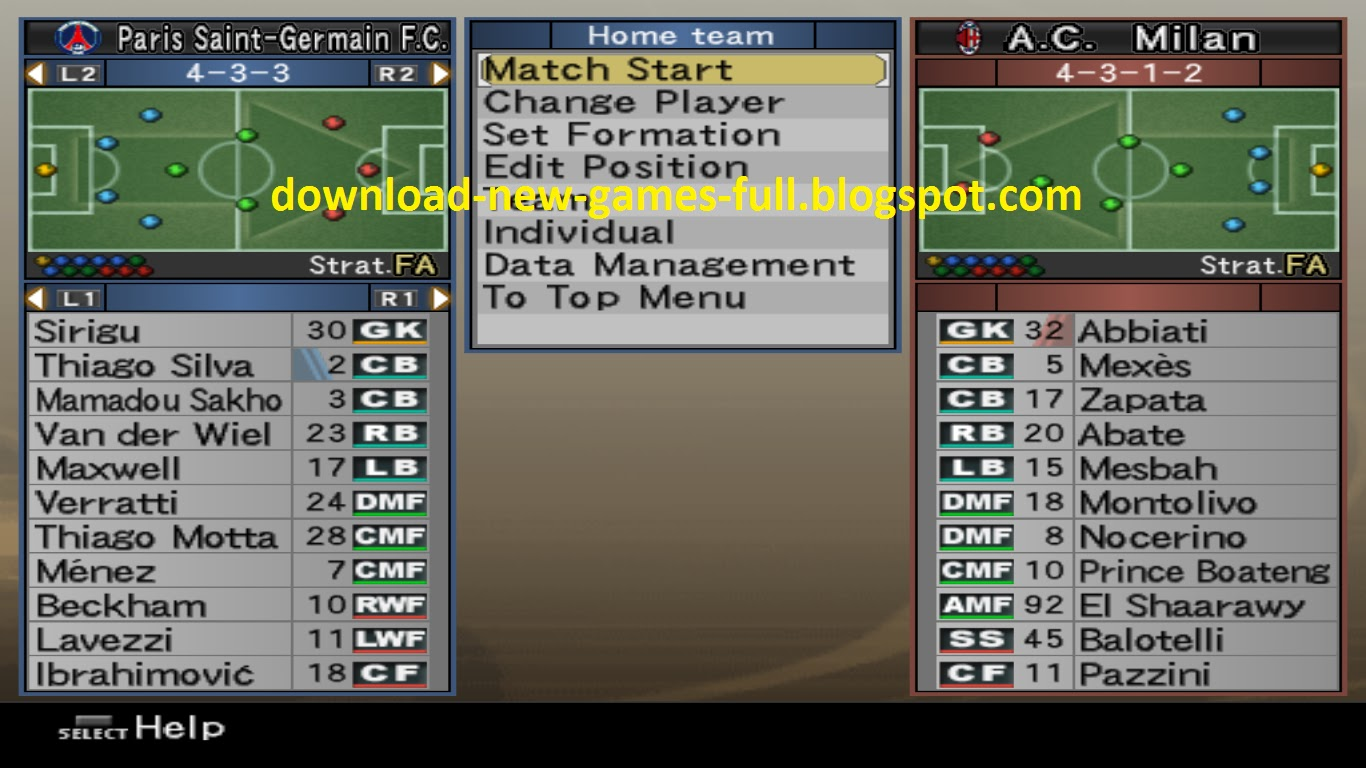 Free Download Full Patch For Pes 2009