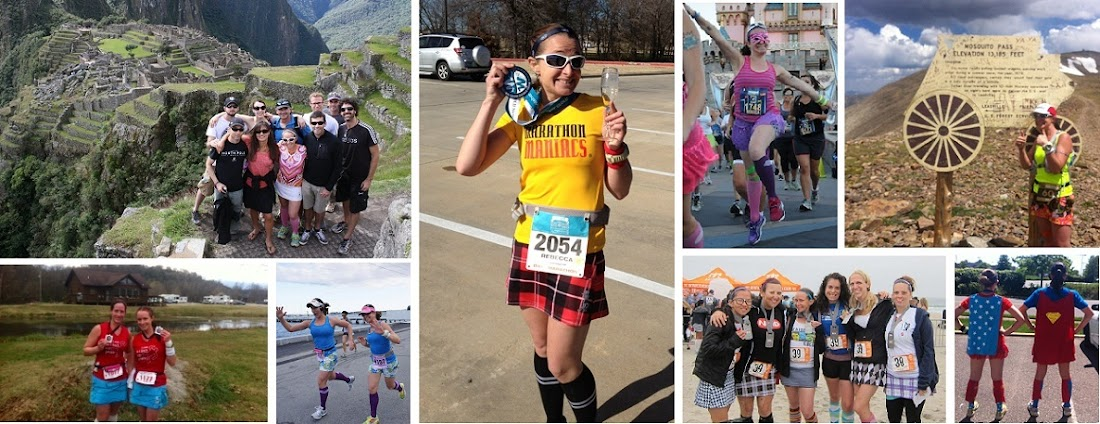 50 Half Marathons in 50 States - Because Being Ordinary Is Boring