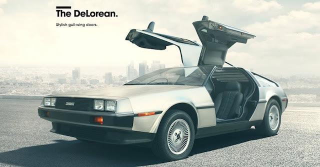 「デロリアンDMC-12」が新車で限定で復活!?2017年にも再生産する計画。