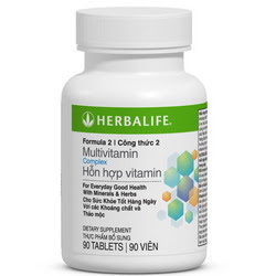 Vitamin Herbalife, Multi Vitamin Complex Herbalife F2