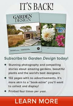 GARDEN DESIGN is almost here
