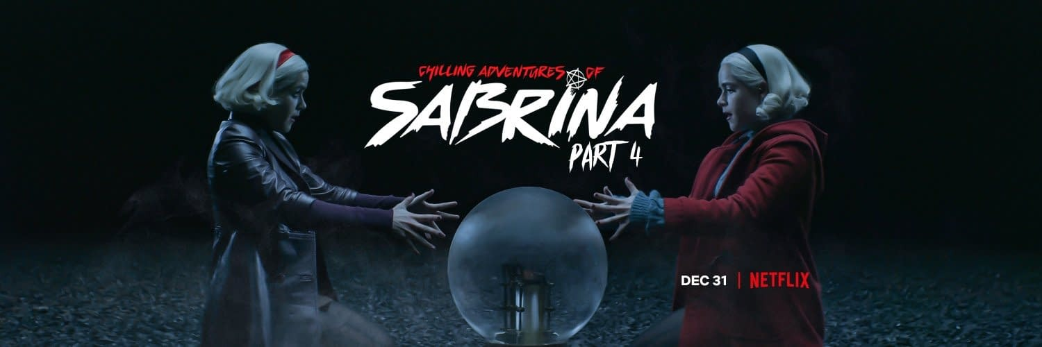 """CHILLING ADVENTURES OF SABRINA"""