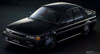 16. Mitsubishi Galant E33A AMG. staryjaponiec