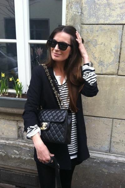 Glamour Obsession Chanel 2 55 Jumbo Bag