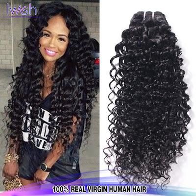 IWish Peruvian Curly