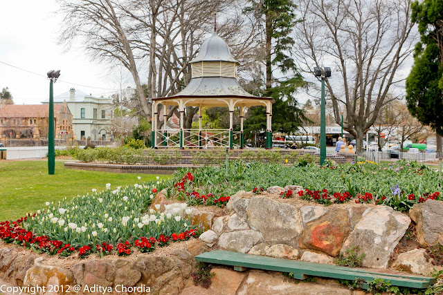 Corbett Garden, Bowral